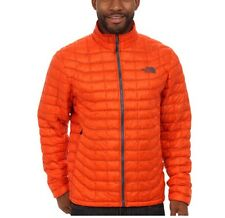 The North Face ThermoBall Full Zip Jacket      Seville Orange