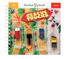 Rescue Trucks by Julie Collings Hardcover Book