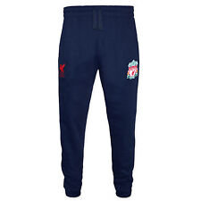 Liverpool Football Club Official Soccer Gift Mens Fleece Joggers Jog Pants