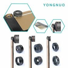 YONGNUO MP 0.65X/2.0X/C-PL Wide Angle Macro Mobile Fisheye Lens for iPhone 6s 6+