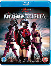 ROBOGHEISHA - NEW (D3) {BluRay}
