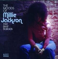 Moods of Millie Jackson:her Best Ball - Millie Jackson New & Sealed Compact Disc