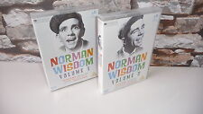 NORMAN WISDOM COLLECTION DVD BOXSET - 12 FILMS/12 DISCS - FAST/FREE POSTING.