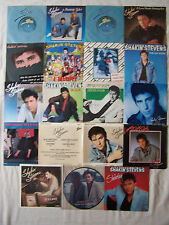 JOBLOT OF SHAKIN STEVENS 7