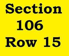 2 Tickets Shawn Mendes Houston Toyota Center Saturday, July 22, 2017 7:30 PM