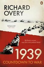 NEW 1939 by Richard Overy Paperback Book (English) Free Shipping
