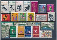 D101081 Germany Nice selection of MNH stamps