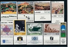D101095 Israel Nice selection of MNH stamps