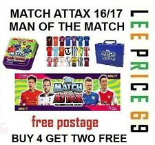 MATCH ATTAX 16/17 CHOOSE FROM ALL 60 MAN OF THE MATCH CARDS 2016/2017