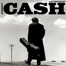 Johnny Cash - The Legend Of Johnny Cash (2 Disc) VINYL LP NEW