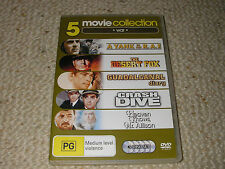 5 MOVIE COLLECTION - WAR ( 5 DVD SET) (LIKE NEW)