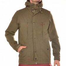 Billabong Pole Jam Winter Jacket Jacket Parker Army Green red black Green