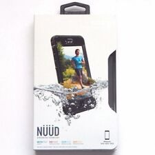 BRAND NEW 100% Origina Lifeproof Apple iPhone 6/6S NUUD Case 4.7 (BLACK) SEALED
