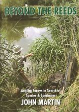 MARTIN FISHING BOOK BEYOND THE REEDS SPECIES & SPECIMENS CARP signed limited