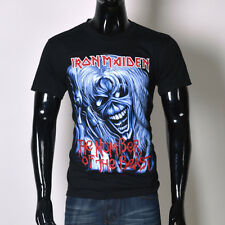 Iron Maiden Band T-shirt & Key Ring Cotton Rock Style Shirt Fashion S/M/L/XL/XXL
