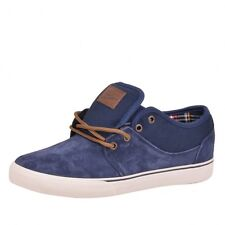 Globe Appleyard Shoes Skater shoes Skater Sneaker Blue Navy / Plaid GB MAHALO