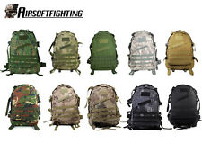 10Color US Army Tactical Hiking Hunting 3Day Molle Assault Backpack Black/OD/TAN