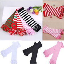 Cute Children Baby Girls Socks Baby Leg Warmers Kneepad Tight Stocking Socks New