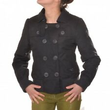Roxy Winter Jacket true black black Women's jacket Women Girls femmes Buttons