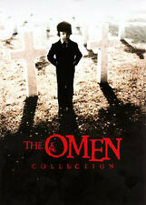 The Omen Collection: 1 (1976) / 2 / 3 / 4 / 666 (2006) (6 Disc) DVD NEW