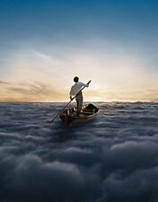 Pink Floyd - The Endless River (2 Disc, CD + Blu-ray, Deluxe Edition) CD NEW