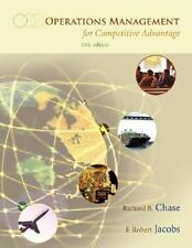 Operations Management for Competitive Advantage by Chase, 11th Ed. (Hardcover)