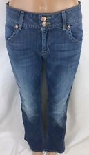Hudson Jeans Signature Ballet Bootcut 32 Inseam in Milo Medium Wash Sz 30