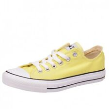 Converse CT OX Light Yellow White Chucks Trainers 136817C