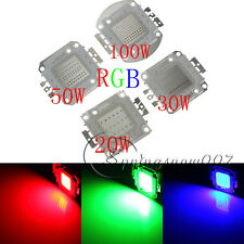 10W 20W 30W 50W 100W High Power Ultra Bright  LED Chip Light  FloodLight  Bead