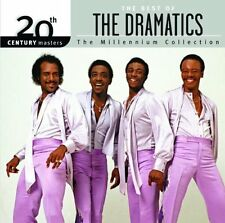 The Dramatics - 20th Century Masters: The Best of The Dramatics CD NEW