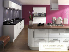 Replacement Kitchen Cupboard Doors Made to Any Size, Style & Colour