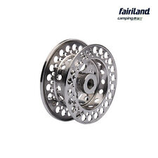 70/80/90/100mm Aluminum fly reel spare spool 3BB CNC Machined fly fishing reel