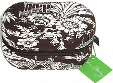 Vera Bradley Jewelry Box Imperial Toile Travel New