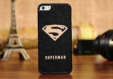 Cartoon Cute Hero Pattern Hard Back Case Cover For Apple iPhone 5S 6 6S Plus SE