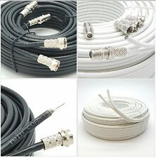 SKY+HD DIGITAL BOX EXTENSION/SATELLITE DISH CABLE DOUBLE/2 WIRE LEAD TWIN BSKYB