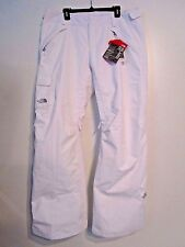 Womens TNF The North Face Freedom Insulated Waterproof Hyvent Snow Pants - White