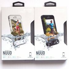 BRAND NEW SEALED 100% Genuine Lifeproof Apple iPhone 6/6S NUUD Case 4.7 (BLACK)