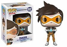 Funko POP Games: Overwatch - Tracer 92 Free Shipping