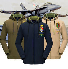 Jackets Hoodies army jacket Sport Outerwear Coat Air Force Handsome Hipster
