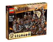 New Lego The Hobbit The Goblin King Battle (79010)