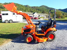 "2014 Kubota 4WD Tractor EXCELLENT CONDITION. W/Loader & 60"" belly mower"