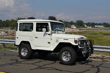 1982 Toyota Land Cruiser Base Sport Utility 2-Door