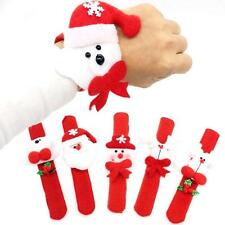 Christmas Patting Circle Children Gift Christmas Party Toys Wrist Strap W