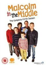 Malcolm in the Middle: The Complete Series 5 - DVD Region 2