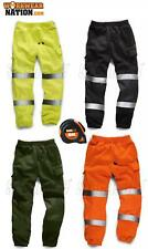 Standsafe Reflective High Visibility Hi Vis Viz Work Jogging Pants FREE TAPE