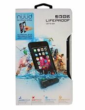 BRAND NEW 100% Original Lifeproof Apple iPhone 6 Plus NUUD V2 (BLACK) 5.5 SEALED