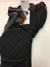 NEW Men's Shock Doctor 388 Core Shockskin 5 Pad Short Sizes Med to XL