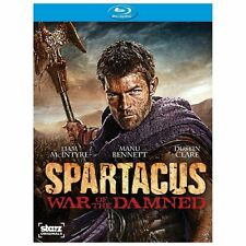Spartacus: War of the Damned - The Complete Third Season [Blu-ray] New DVD! Ship