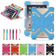 "Shockproof Soft Silicone Gel Protect Case Cover For 7.9"" 8"" 8.4"" inch Tablet PC"