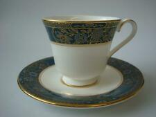 ROYAL DOULTON CARLYLE TEA CUP AND SAUCER